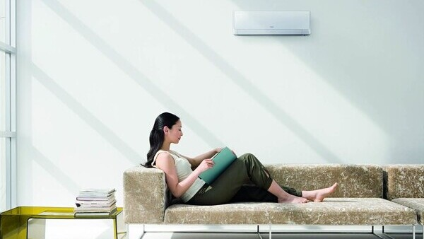 Installation climatisation reversible Vienne Estrablin